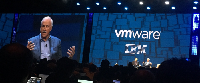 IBM Cloud for VMware at VMworld 2017